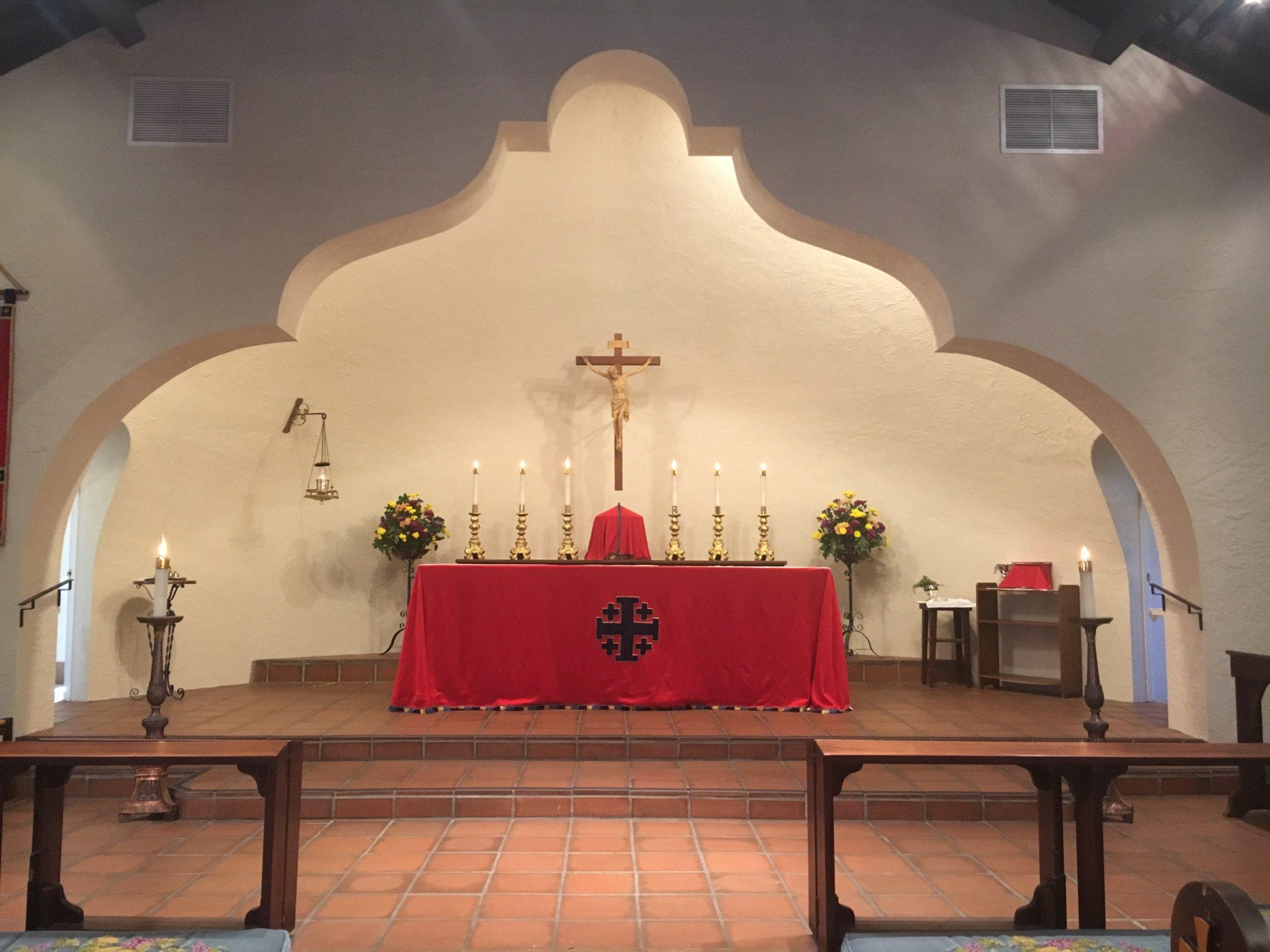The Altar 1