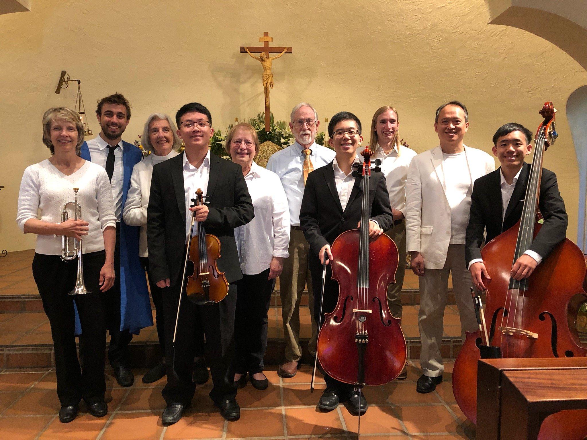 Easter Musicians