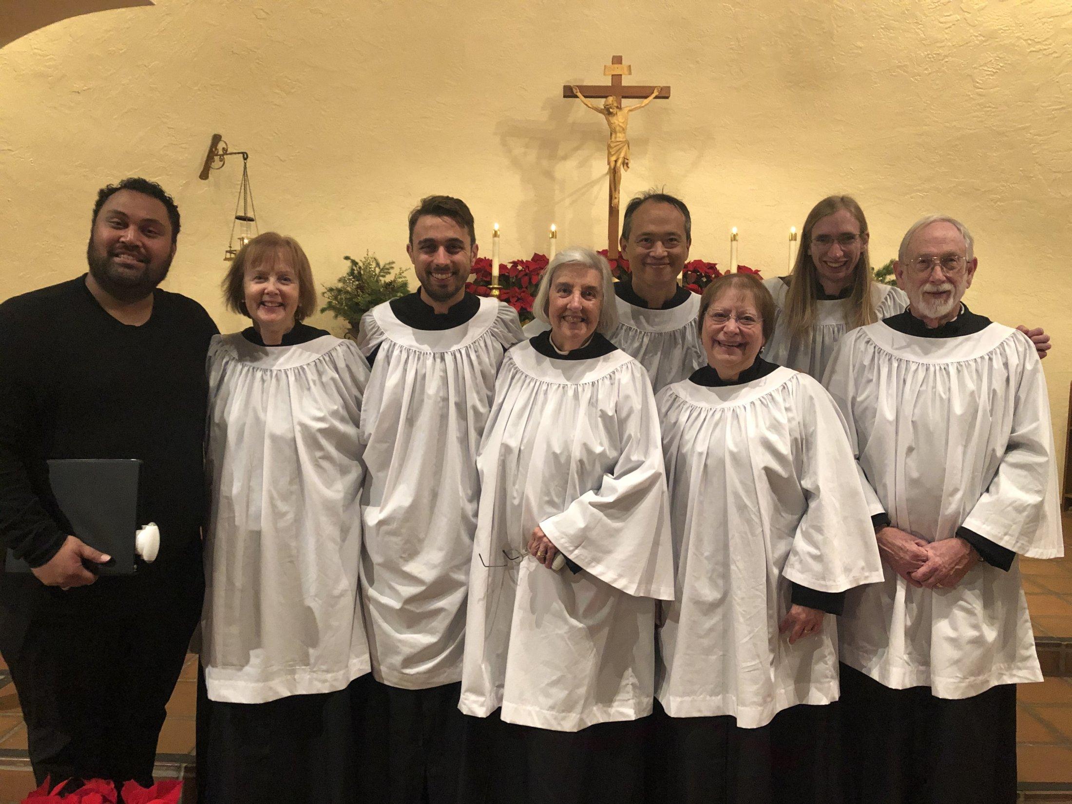 Choir and Guest Soloist