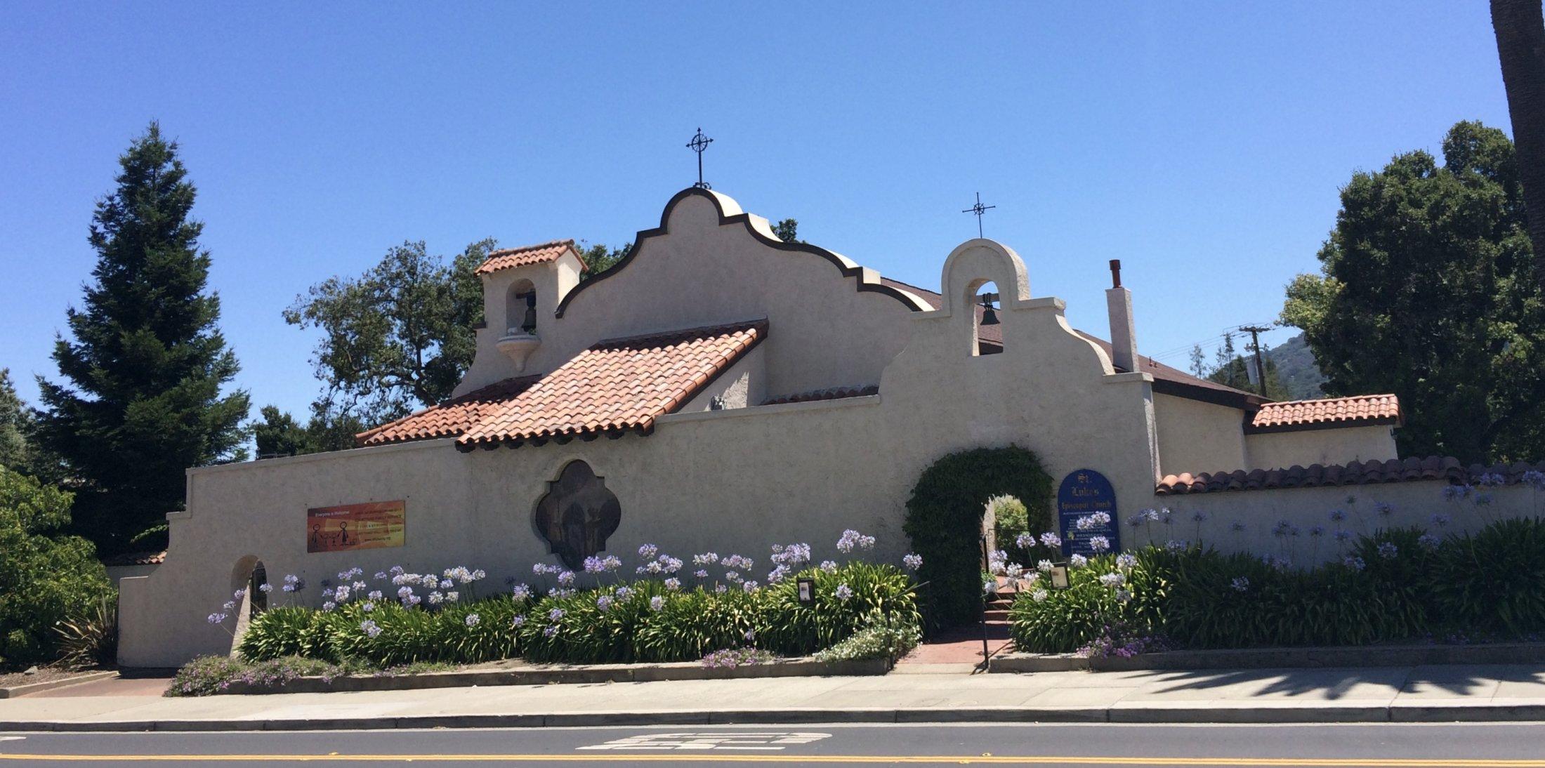 St. Luke's from University Ave.