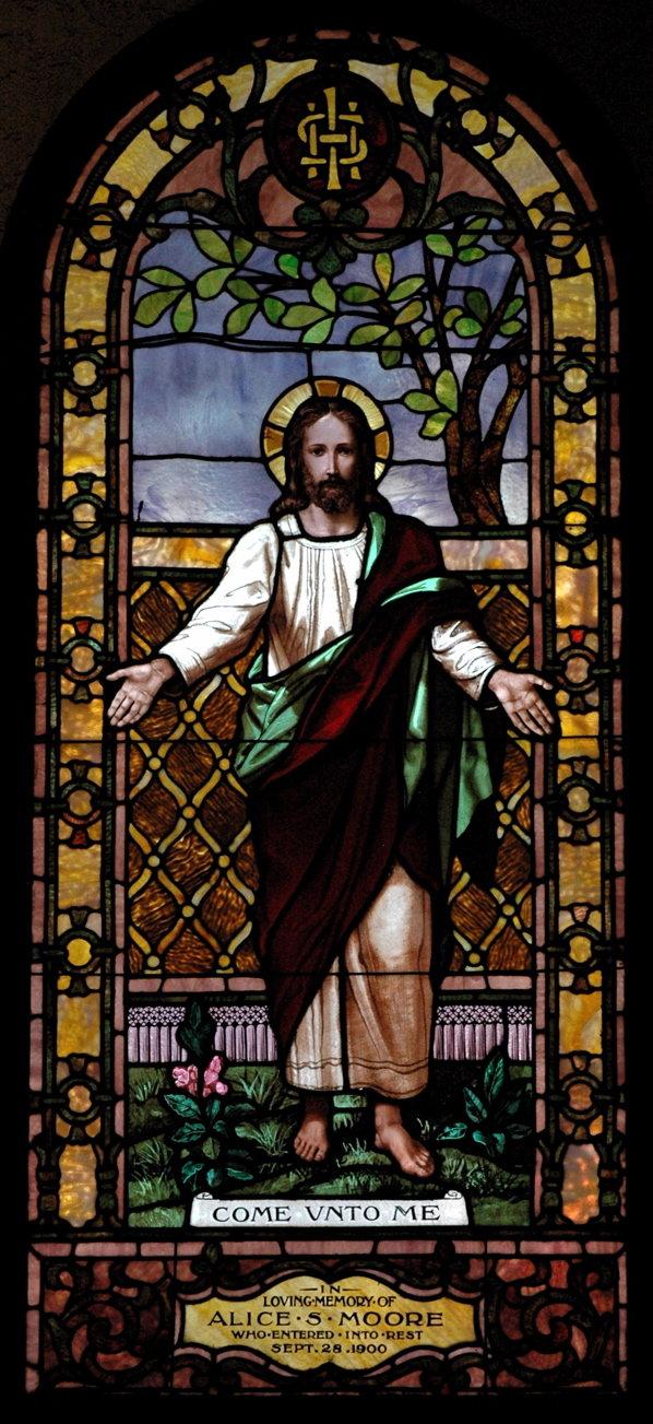 Jesus: Come Unto Me