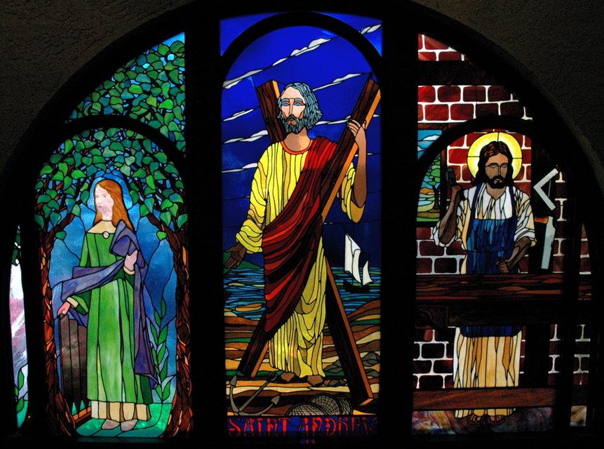 St.Cecilia St.Andrew St.Joseph