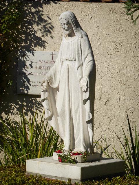 Memorial Garden Statue