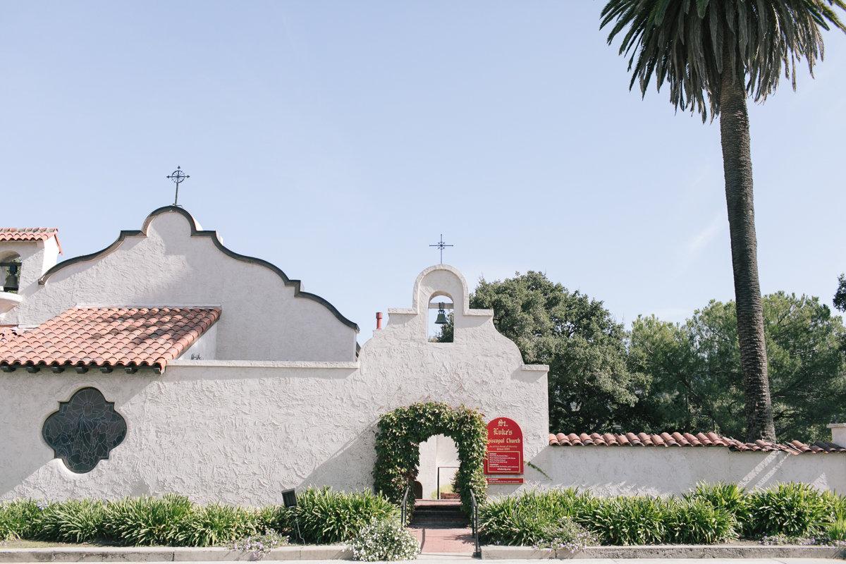 St. Luke's Building Exterior