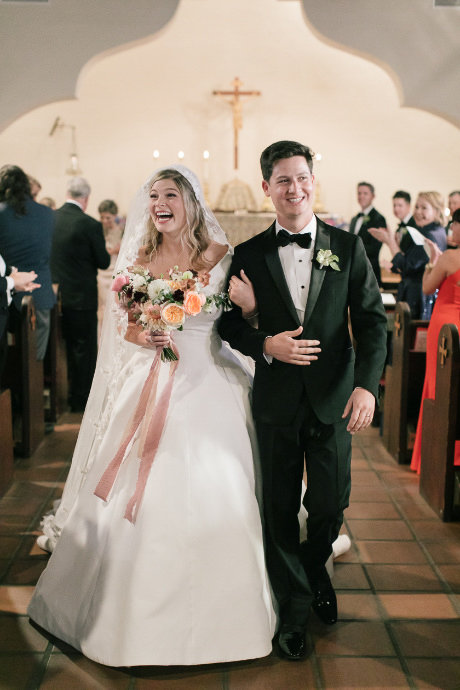 Caitlin & Evan Wedding