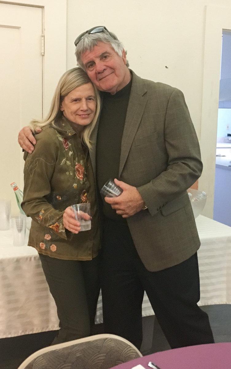 Elaine & Warren