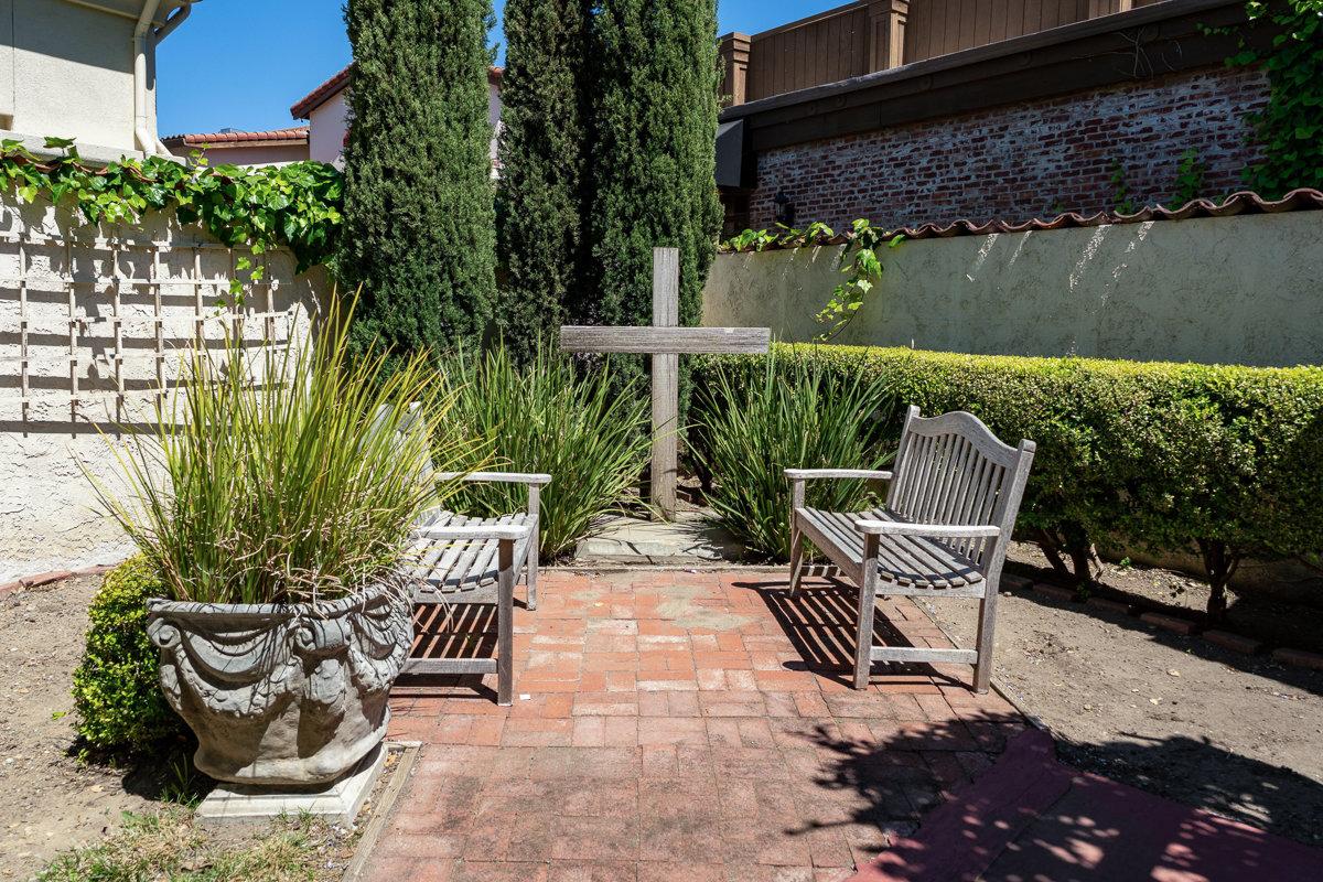 Courtyard Corner